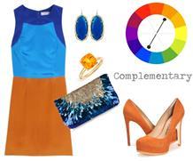 چرخه رنگ در مد؛ 15 ترکیب رنگی در لباس