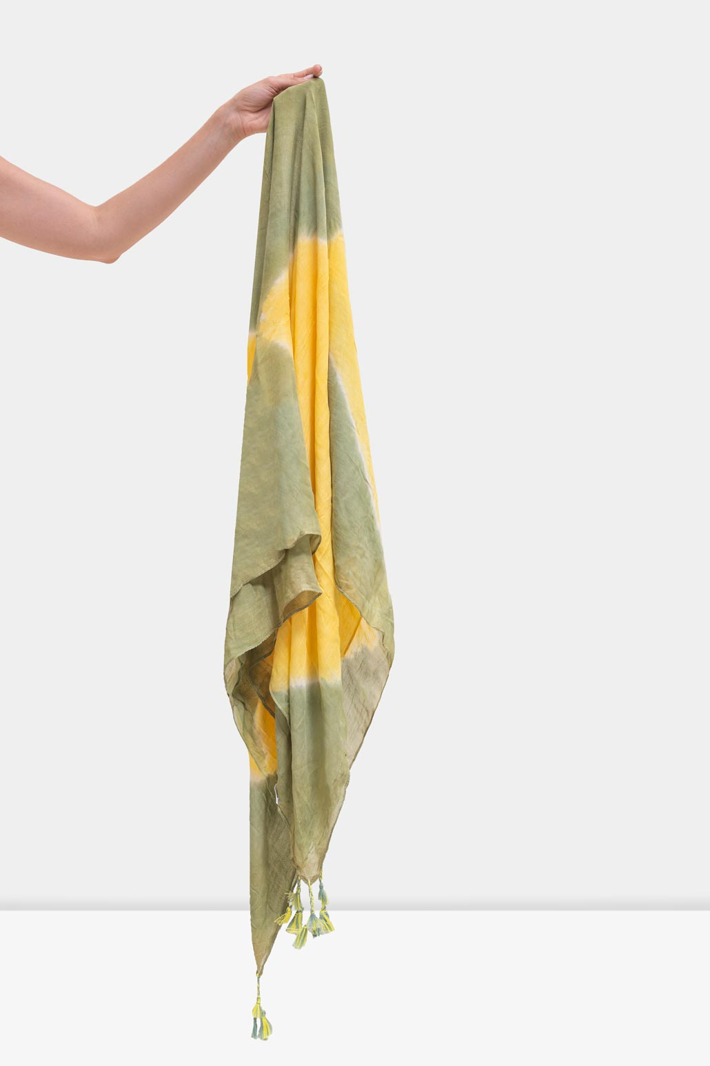 روسری آبرنگی