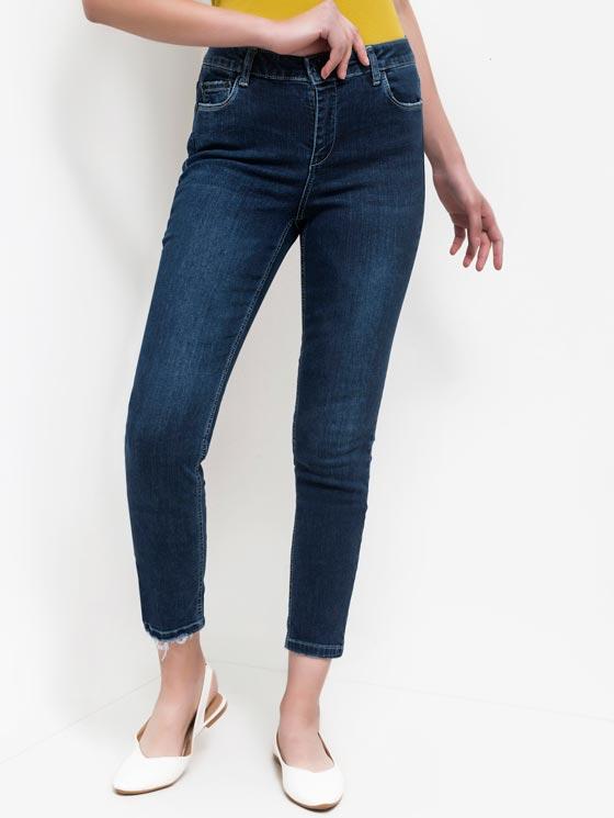شلوار جین فاق کوتاه