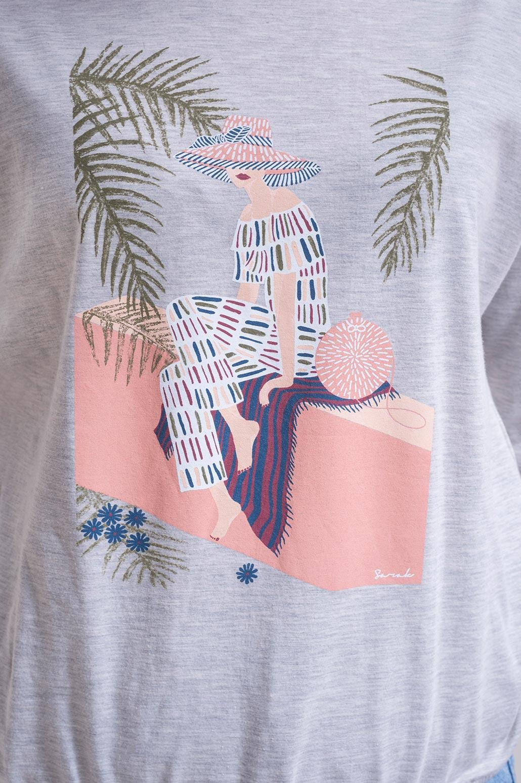 تی شرت دمپا کش