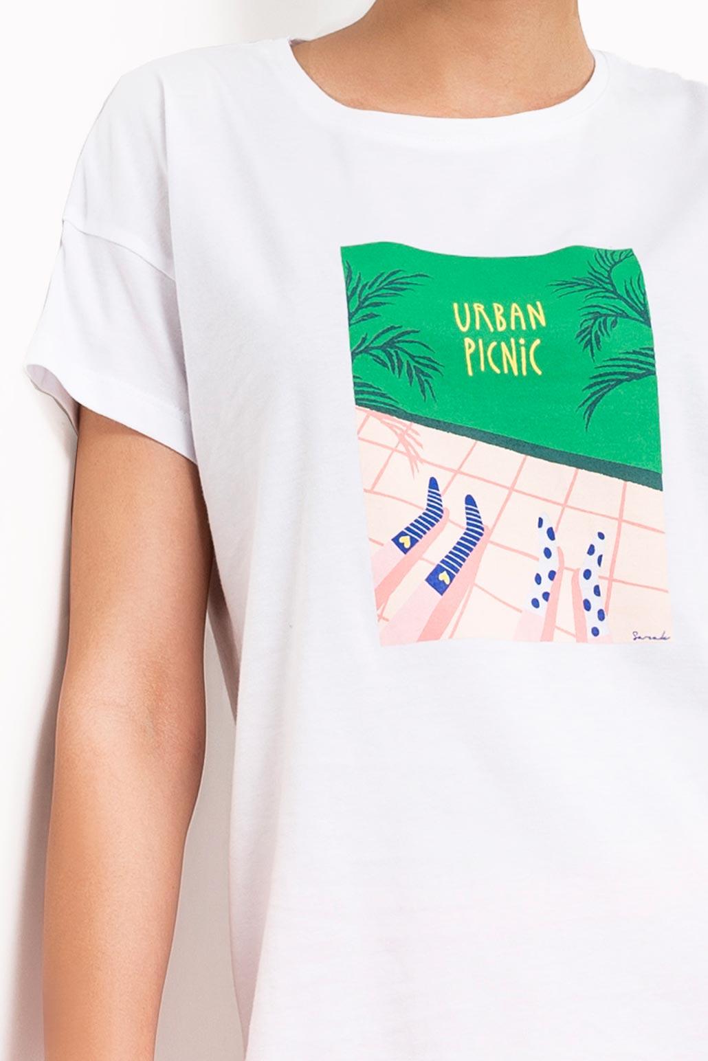 تی شرت چاپ جوراب