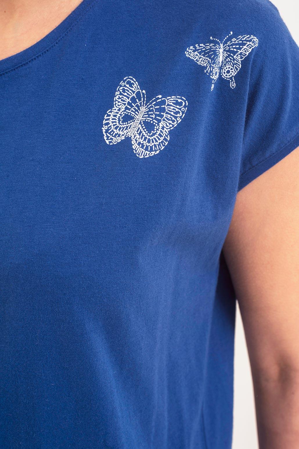 تی شرت چاپ پروانه