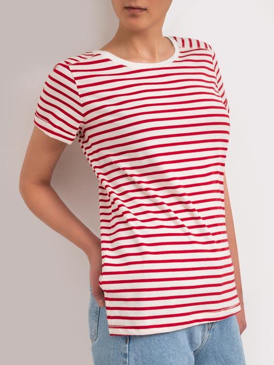 تی شرت راه قرمز