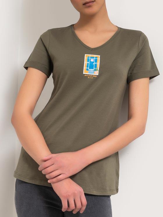 تی شرت چاپ پنجره