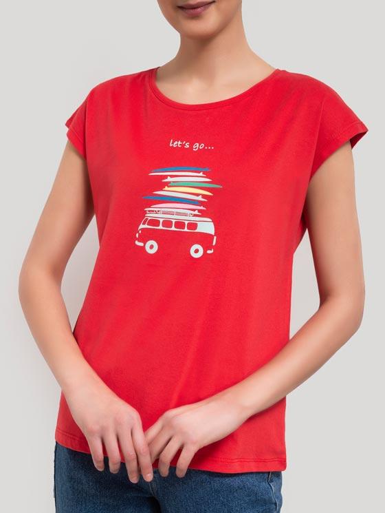 تی شرت چاپ اتوبوس