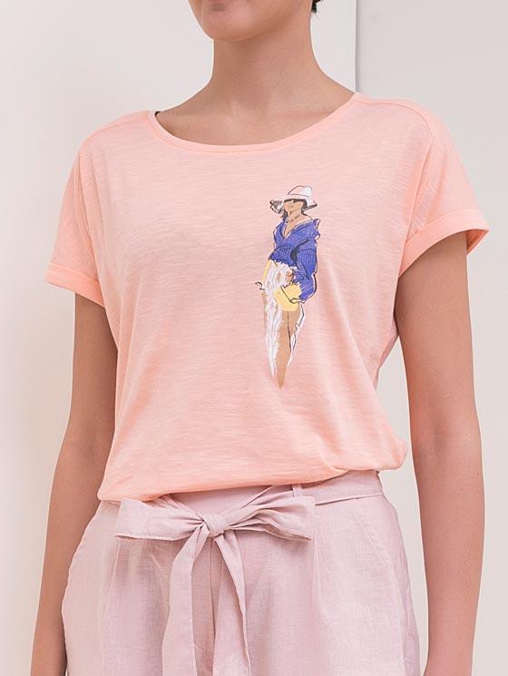 تی شرت چاپ فیگور