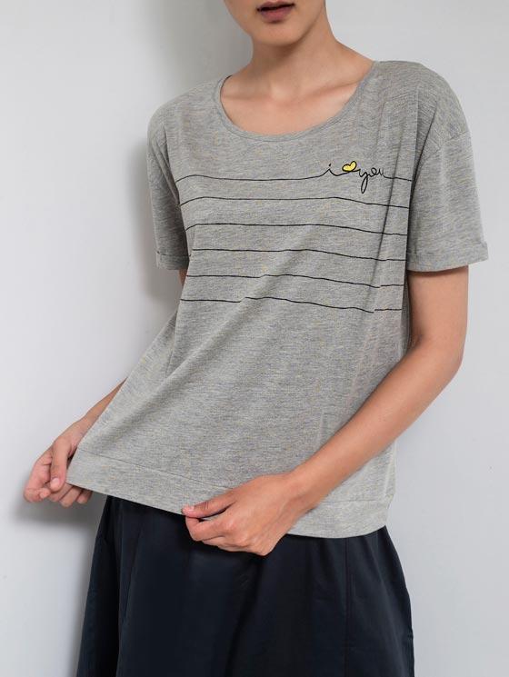 تی شرت آستین کوتاه